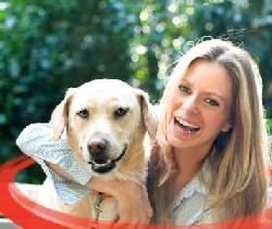 True Blood Actress Signs on to Help WSPA in Collars Not Cruelty Campaign