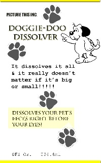Doggie Doo Dissolver Enters Pet Marketplace