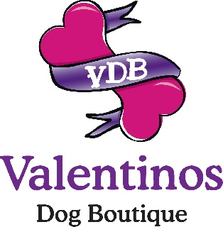 Valentinos Dog Boutique makes doggy glamour affordable for everyone