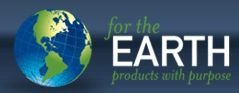 For The Earth Corporation Hires New Firm