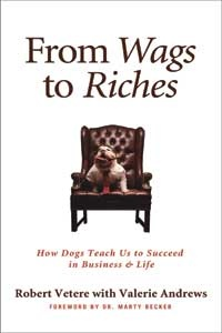 APPA President Bob Vetere Pens Book on Dogs and Leadership