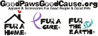 GoodPawsGoodCause Announces 2011 Charitable Plans