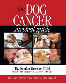 The Dog Cancer Survival Guide is the #1 Best Selling Book about Dog Cancer