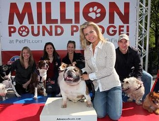 Alison Sweeney and Hill's Science Diet Launch Million Pound Pledge