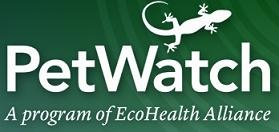 PetWatch Ranks Exotic Pets for Safe Ownership