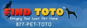 FindToto Locates Missing Pets using Modern Technology