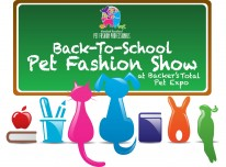 "International Association of Pet Fashion Professionals Announces ""Back-To-School"" Pet Fashion Show in Conjunction with Backer's Total Pet Expo"