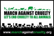 March Against Cruelty to Animals Planned for November