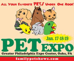 The Greater Philadelphia Pet Expo Returns with Many Animal Attractions