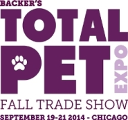 H.H. Backer's Total Pet Expo Opens 2014 Fall Trade Show Registration
