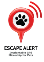 World's First Implantable Microchip for Pets with GPS Tracking – Patent Filed by Escape Alert, LLC