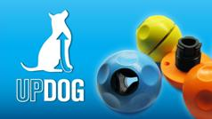 Kickstarter Campaign Launched for UpDog Scrooball – Fun Toy for Dogs – Through October 26, 2014