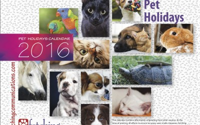 Use Pet Holidays to Generate Local News Coverage