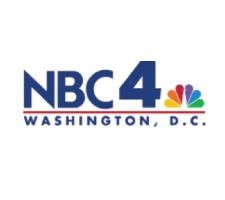 NBC 4 Wash DC  Logo Box