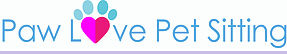 Paw Love Pet Sitting logo on PetPR.com