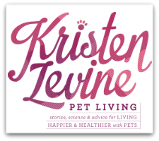 Kristen Levine Pet Living Selected as One of the Top 25 Pet Lifestyle & Fashion Blogs