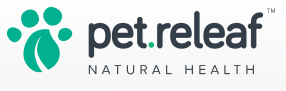 Pet Releaf logo on PetPR.com