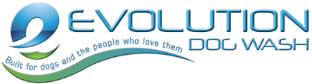 Evolution Dog Wash Logo on PetPR.com