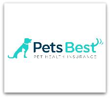 Pets Best White Logo Box