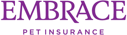 Embrace Pet Insurance Logo on PetPR.com