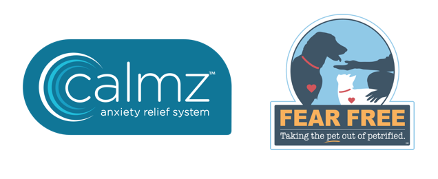 Calmz and Fear Free Logos on PetPR.com