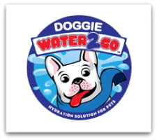 The Pet Industry's First Portable Pet Hydration Solution, Doggie Water2GO™, Launches at SuperZoo 2019