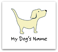 My Dog's Name_PPR LOGO WITH SHADOWBOX